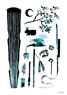 🎶these are a few of my favourite things 🎶 Doodle Tattoo, Fiction Film, Chen, Ancient China, Historical Fiction, Writing Inspiration, Drawing Reference, Cute Drawings, Cool Art