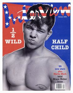Interview Magazine - Photo by Bruce Weber