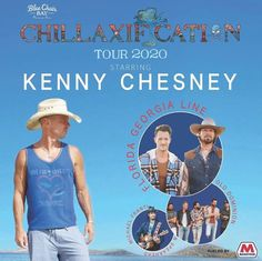 """""""In times of uncertainty, I won't take chances with those I love."""" Kenny regrettably postpones the first eleven dates of the 2020 tour. Line Love, My Love, Blossom Music Center, Kenney Chesney, No Shoes Nation, Minute Maid Park, Entertainer Of The Year, Old Dominion, Florida Georgia Line"""