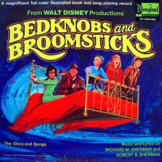 """Bedknobs And Broomsticks"" (1971, Disneyland).  Music from the movie soundtrack."