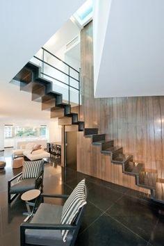 Il cielo in una stanza - attico a Palermo - Palermo, Italy - 2010 - silvio calandra #stair #loft #interiors #design