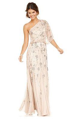 16 ideas for art deco wedding dress adrianna papell Art Deco Wedding Dress, Art Deco Dress, Cheap Wedding Dress, Wedding Gowns, Wedding Art, Trendy Wedding, Wedding Ideas, Mob Dresses, Formal Dresses