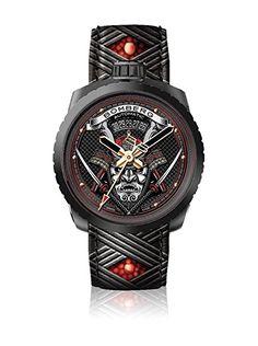 Bomberg Reloj con movimiento cuarzo suizo Man Bolt68 Samurai 45 mm en Amazon BuyVIP