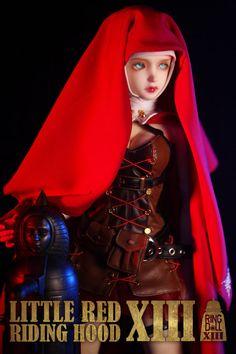 Little Red Riding Hood Fullset|DOLKSTATION - Ball Jointed Dolls Shop - Shop of BJD Dolls
