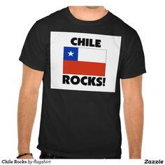 Chile Rocks Shirts