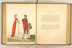 Digital Archive of Rare Materials English Fashion, Digital Archives, Fashion Books, Fashion Plates, Hand Coloring, Regency, Inspire Me, Dreams, Gallery