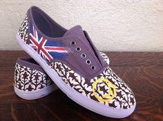 canvas shoes sherlock