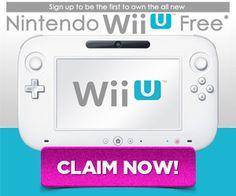Free Nintendo Wii U