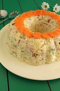 Πατατοσαλάτα σε φόρμα της Έρης και κρεμώδης τυρόπιτα της Ελένης ή οι φίλες μου ξέρουν να μαγειρεύουν! - The one with all the tastes