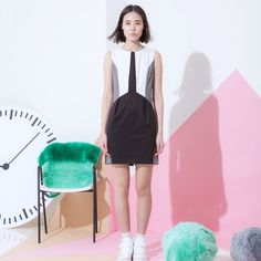 Perfect dress for work and a night out! #thesurian #fashion #dress #chic
