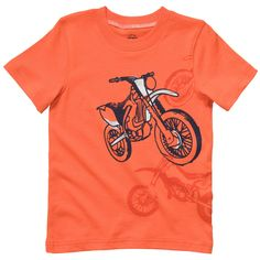 Short Sleeve Graphic Tee   Toddler Boy Tops