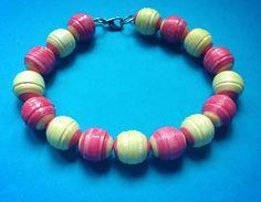 Quilled bracelet