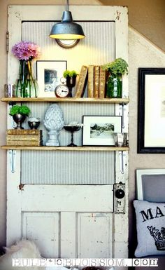 Cozy Little House: Upcycled Treasures