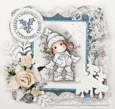 magnolia stamp...love, love, love this card!!!