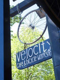 Bicycle Cafe, Inverness, Scotland: