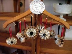 #UPCYCLED ornament #display