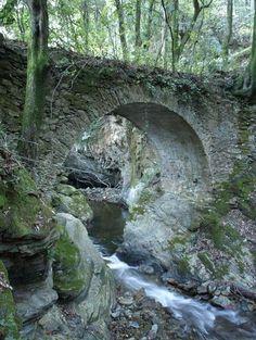 Corsica - Ponts Genois -  Pont de Bonzu dit Ponte à Bonzu Sisco, Poraja (Haute-Corse - Cap Corse)