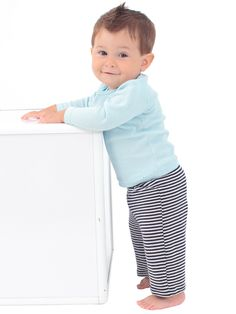 Infant Stripe Pant