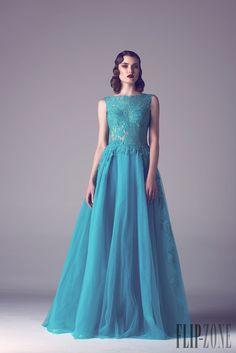 Fadwa Baalbaki Frühjahr/Sommer 2015 - Couture - http://de.orientpalms.com/fadwa-baalbaki-5597