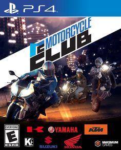 Motorcycle Club   GAMESZONE