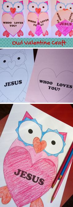 Church house collection blog jesus loves me beary much for Inspirational valentine crafts
