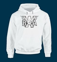 Hooded Pullover Kevin Gates BWA Bread Winners Association | VILIONSHOP - Clothing on ArtFire
