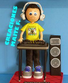 FOFUCHAS. Manualidades y Creaciones Maite: FOFUCHO DJ PERSONALIZADO