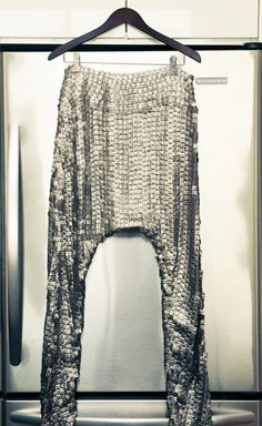 Sparkly trousers for the win. http://www.thecoveteur.com/kahlana-barfield-instyle/
