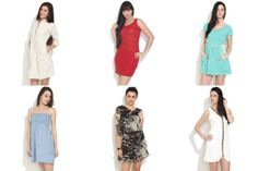 Womens Dresses Store: Select dresses for women from huge collection of Party, Cocktail, Maxi, Prom, Formal, Short, Long & more designer dresses at best price with free shipping in India. Buy beautiful #womensdresses online which gives unique personality & western look. There are so many brands available from which you can get different dress collection at infibeam.com..