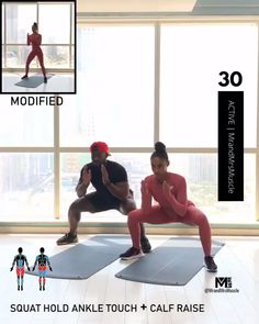 You decided to change your body shape and don't know how to motivate yourself to workout alone?Jumpstart your workouts with 10 workout motivational tips. Hiit Workout Plan, Full Body Hiit Workout, Gym Workout Videos, Butt Workout, Workout Challenge, Workout Partner, Calf Muscle Workout, Inner Leg Workouts, Couch Workout