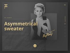 Free UI PSD Mobile App Fashion & Ecommerce by Hoang Bin