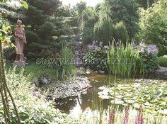 Ogrodowe oczko wodne