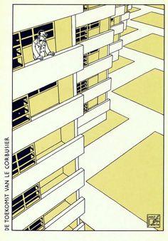 Illustratie Joost Swarte