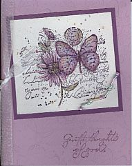 Plum Collage by summerthyme64 - Cards and Paper Crafts at Splitcoaststampers
