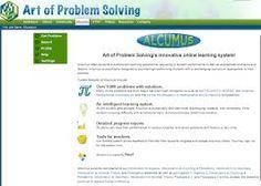 Alcumus: Art of Problem Solving