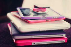 apple, ipad, laptop