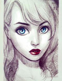 Allsion Havard by Qinni.deviantart.com on @DeviantArt
