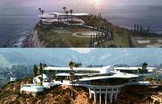 Me gusta la casa de Tony Stark. Es muy bueno.