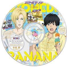 Banana Fish CD