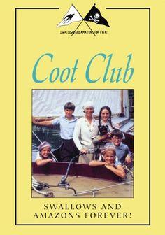 Swallows & Amazons: Coot Club Janson Media