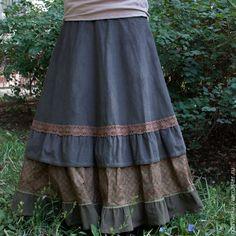 33 идеи для юбки в стиле «бохо». Обсуждение на LiveInternet - Российский Сервис Онлайн-Дневников