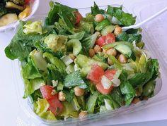 Salad Sensations.