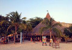 A Culinary Tour of Aruba Fun Places To Go, Places To Visit, Palm Beach Aruba, Aruba Island, Beach Bars, Trip Advisor, Caribbean, Street View, Tours