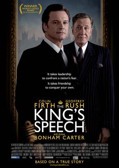 2011 - THE KING'S SPEECH - Tom Hooper - Best Picture