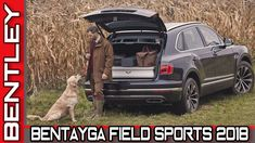 2018 BENTLEY BENTAYGA FIELD SPORTS | AUTO WORLD. RU