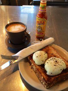 Breakfast at Buddy Brew Tampa