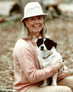 Doris Day..gifted actress, all-American classic beauty...and tireless ADVOCATE for all ANIMALS!