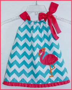 Hey, I found this really awesome Etsy listing at http://www.etsy.com/listing/154499991/super-cute-chevron-flamingo-applique