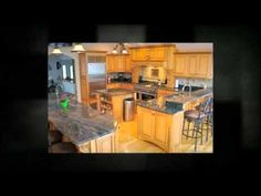 Kitchen granite worktops