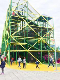 Takto sme v Bory Mall otvárali Svet zábavy pre deti :)